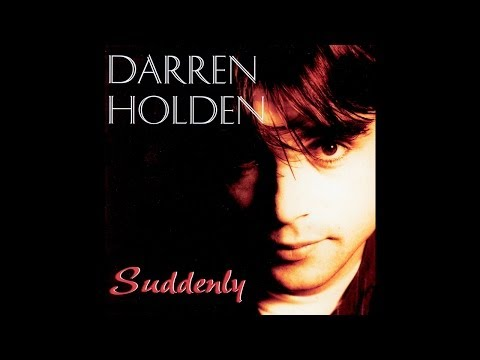 Darren Holden - More Than I Can Say [Audio Stream]
