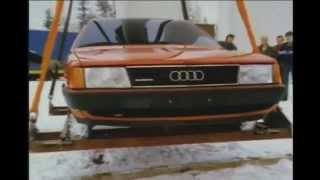 Making of commercial Audi 100 CS Quattro (1985) Kaipola. German version(, 2013-05-16T15:22:35.000Z)