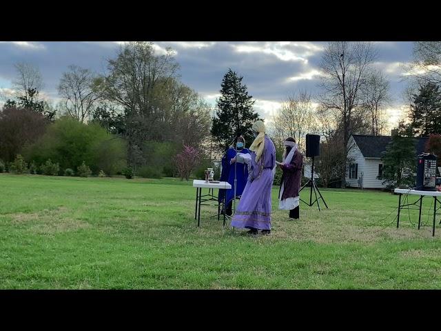 Nicodemus' Story - Holy Week Vespers