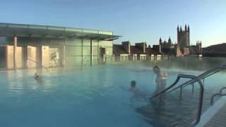 Thermae Bath Spa - Guide for First Time Visitors