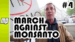 Fact Checking The London March Against Monsanto Protesters – The WHO's U-Turn on Glyphosate