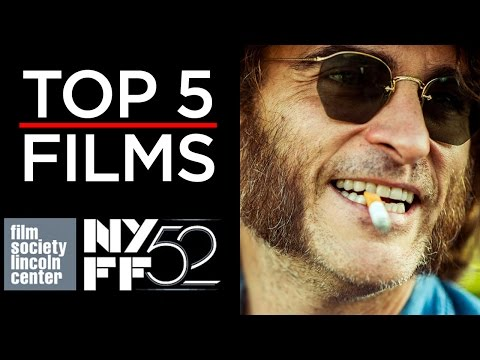 New York Film Festival - 5 Films To See (2014) HD