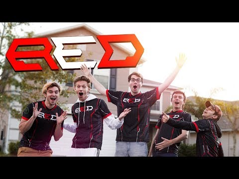 Red Recruitment Challenge 2017 - #R3D Powered by @JerkyXP