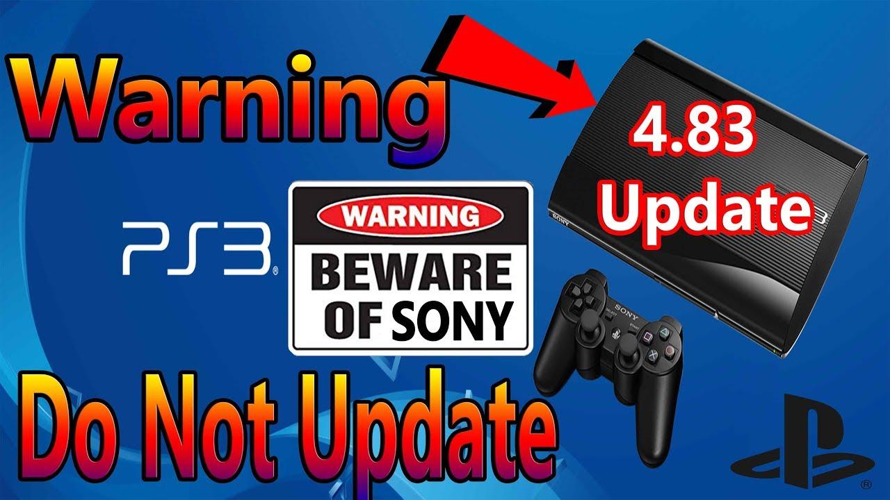 update ps3 4.83