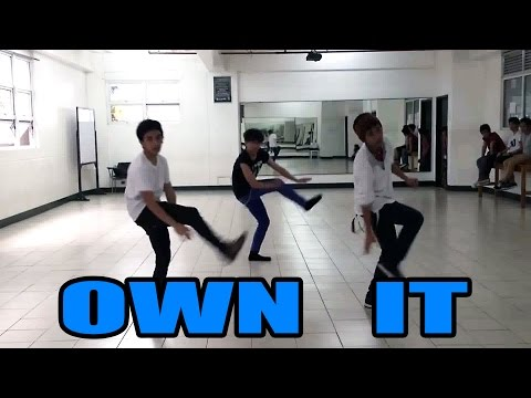 Own it - Brian Puspos Dance Cover