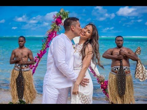 Свадьба на Фиджи  Свадьба за границей  Фотограф