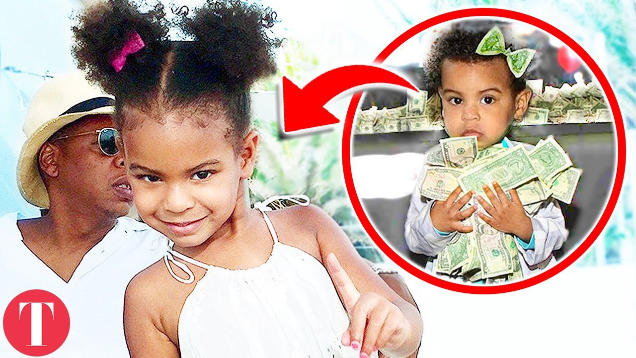 the lavish life of beyonce s kid divas blue ivy rumi sir