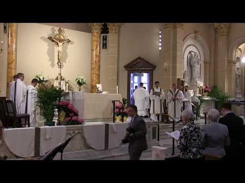 Dominican Friars - Central Province - Priestly Ordinations 2017