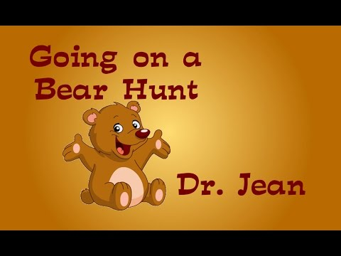 Going On a Bear Hunt with Dr Jean