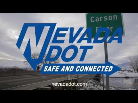 NDOT News: NDOT Inspects Northern Nevada Bridges After NVFlood17, January 2017
