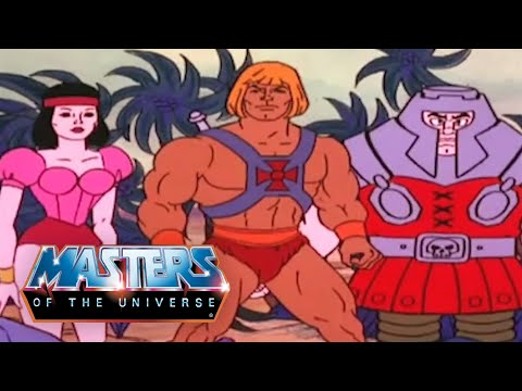 He Man | Wizard of Stone Mountain | He Man Full Episode thumbnail