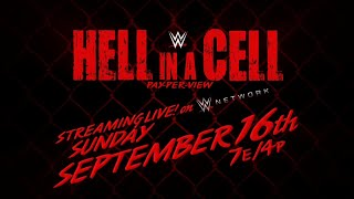 WWE Hell in a Cell - Streaming live Sept. 16 on WWE Network