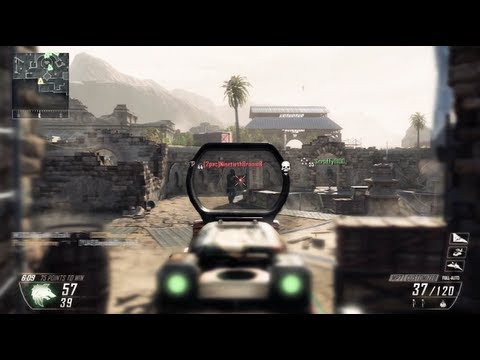 Black Ops 2 - ENHANCED GRAPHICS! (BO2 Apocalypse Map Dig)