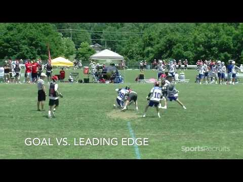 John McKee - 2020 Face-off specialist - Summer 2017 Lacrosse Highlights - Madlax Capital