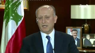 وزير العدل اللبناني حزب الله متورط في عدة دول