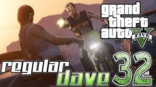 GTA 5 | How To Fly A Crop Duster Plane: Minor Turbulence   GTA V Lets Play Walkthrough