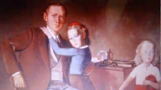 Louis de Chollet et ses filles par Balthus 夢見るテレーズ 検索動画 8