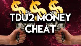 TDU2 Money Cheat (WORKING) *2017*