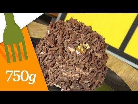 Recette du Merveilleux au chocolat - 750 Grammes
