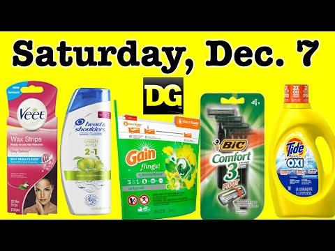 HOT Dollar General Deals $5/25 for Dec. 7!