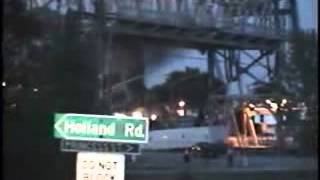 Ship Crash into bridge