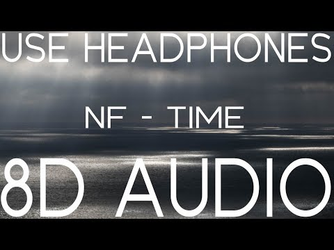 NF - Time (8D AUDIO)🎧