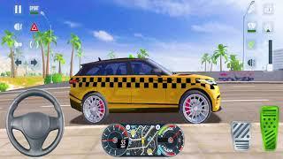 Taxi Sim 2020 - New Car City Driver - Car Games Android 3D City Drive - Taxi Sim 2020 #2. screenshot 3