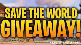 Fortnite SAVE THE WORLD LIVE Giveaway And Crafting - A 130 at 10 Likes Fortnite SAVE THE WORLD LIVE Giveaway And Crafting - A 130 at 10 Likes Fortnite SAVE THE WORLD LIVE Giveaway And Crafting - A 130 at 10 Likes Fortnite