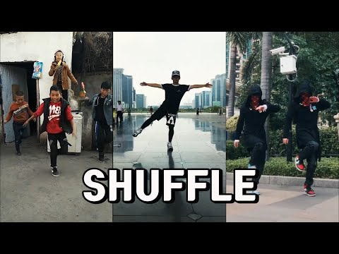 크록하  SHUFFLE Dance Challenge - Friendships (Original Mix)