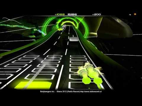 Radio Record - Bodybangers Inc. - Sirens (2012)