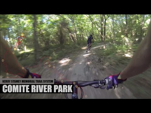 Comite River Park Trail Guide - Baton Rouge, LA
