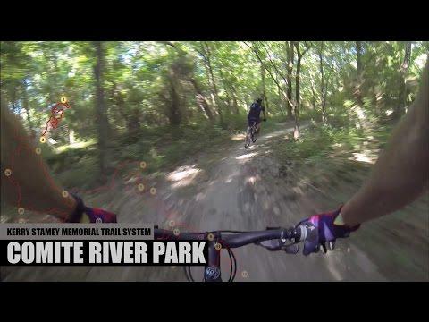 Comite River Park Trail Guide - Baton Rouge, LA