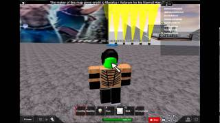 How To Look Like Sin Cara On Roblox (Entrance)