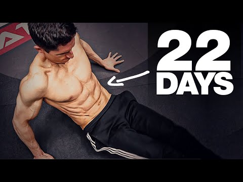 "get-a-""6-pack""-in-22-days!-(home-ab-workout)"