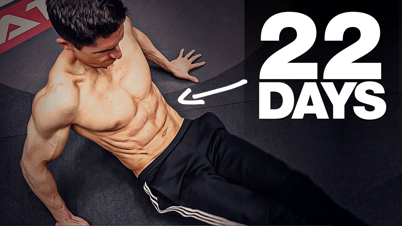 "Get a ""6 Pack"" in 22 Days!"