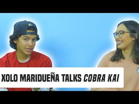 Parenthood's Xolo Maridueña Talks New Cobra Kai Series