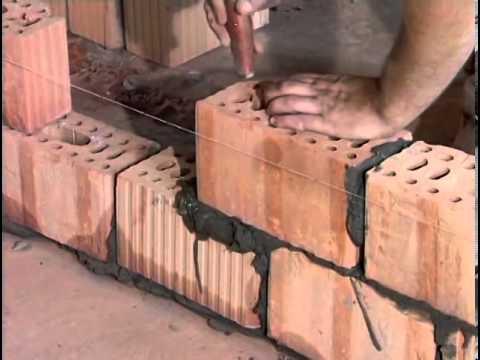 видео: Строим стены своими руками
