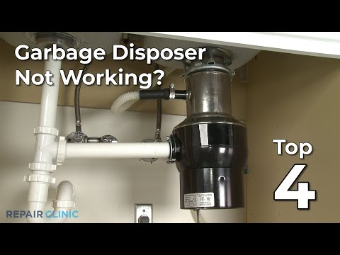 "Thumbnail for video ""Garbage Disposer Not Working? Garbage Disposer Troubleshooting """