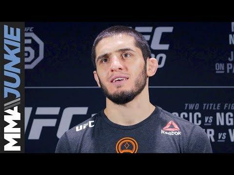 UFC 220: Islam