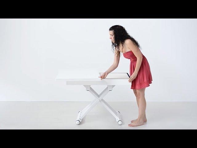 Tavolo Allungabile Lg Lesmo.Tavoli Allungabili Lg Lesmo Youtube