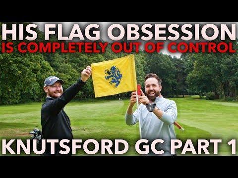 KNUTSFORD GOLF CLUB - Double Up Match - Rick Shiels, Matt Fryer, Me - PART 1