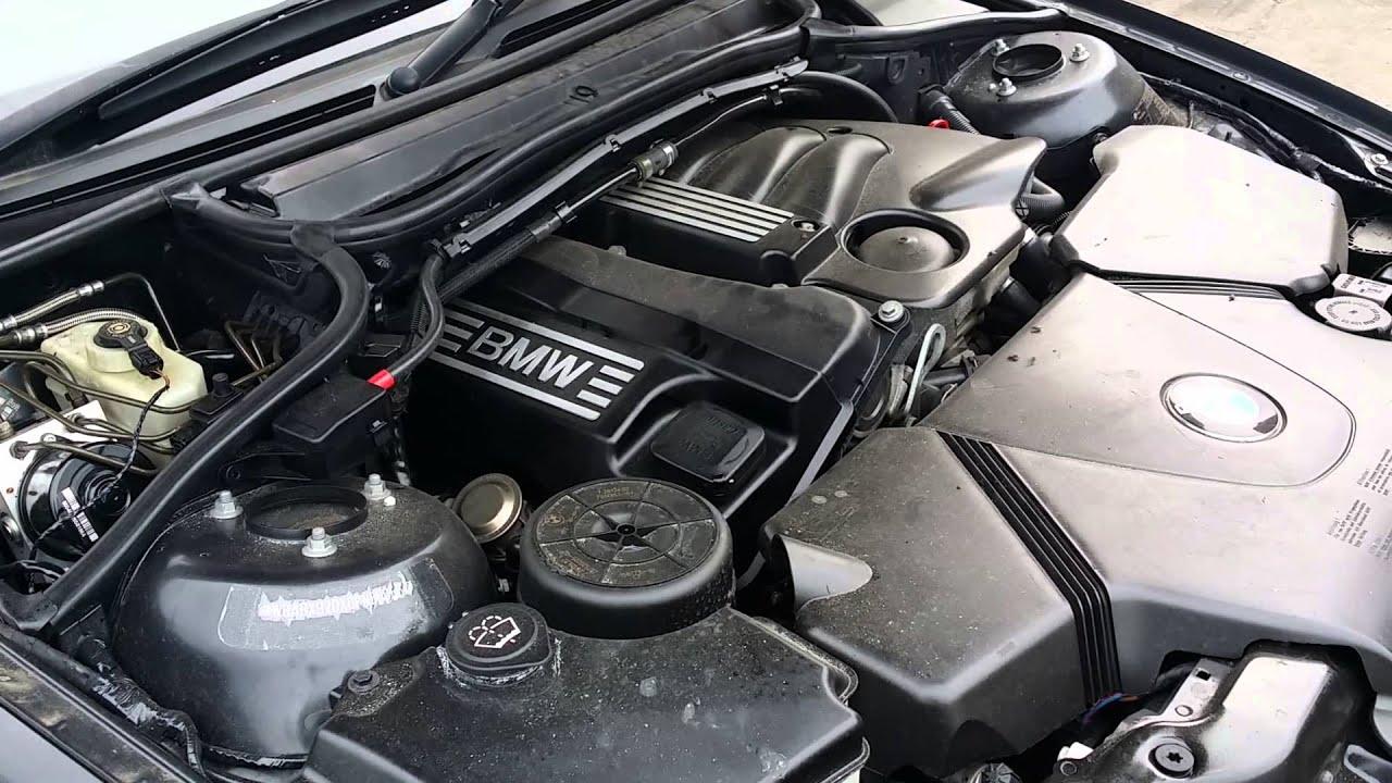 E46 N46 Engine Youtube