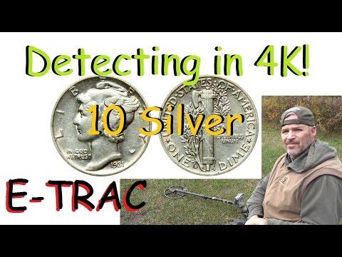 Detecting in 4K 10 Silver E-TRAC
