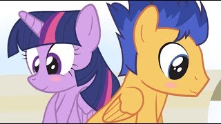 [MLP Comic Dub]The Experiment (romance/cute - Twilight/Flash Sentry)