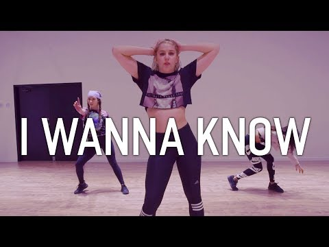 NOTD - I Wanna Know ft. Bea Miller | Rumer Noel Choreography | DanceOn Class