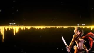 Repeat youtube video NightCore DOA Ost.Attack On Titan