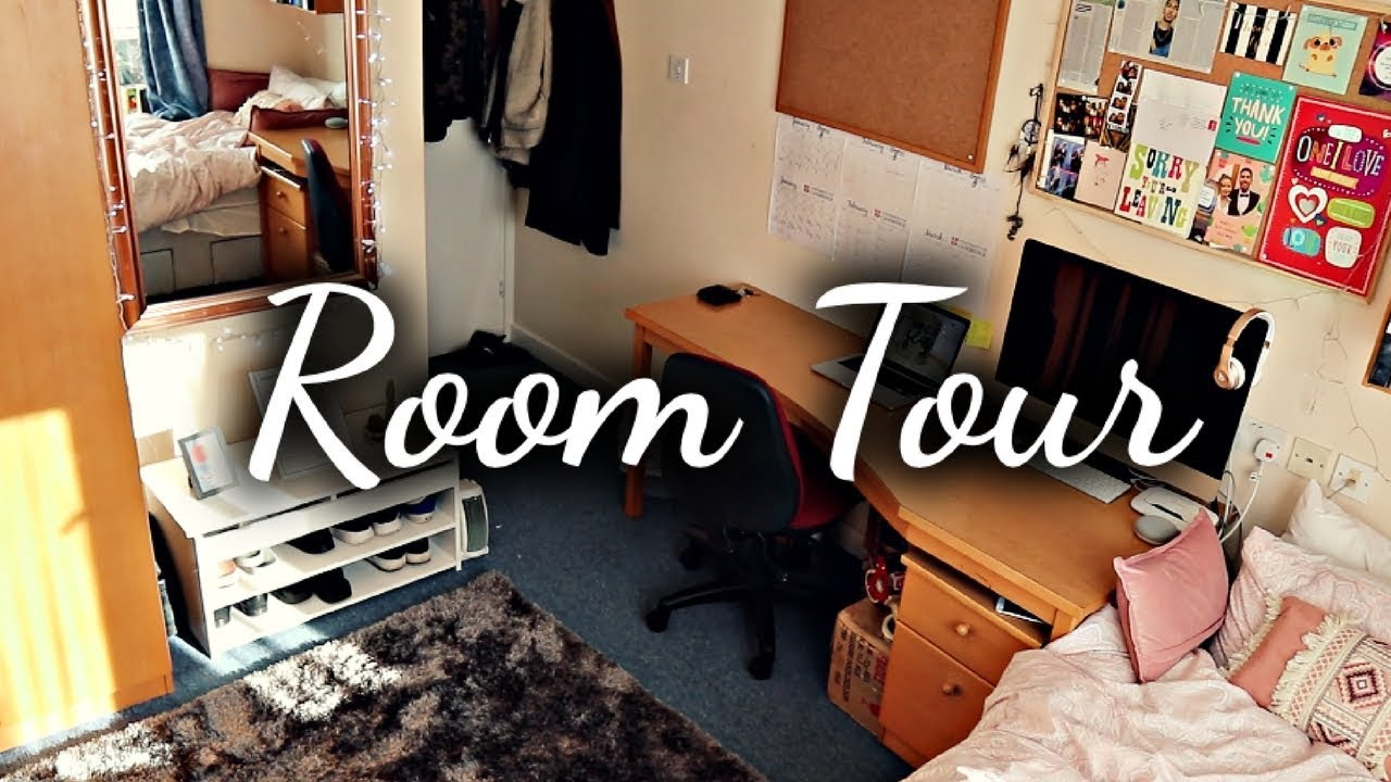 Cambridge University Dorm Room Tour Organisation Tips
