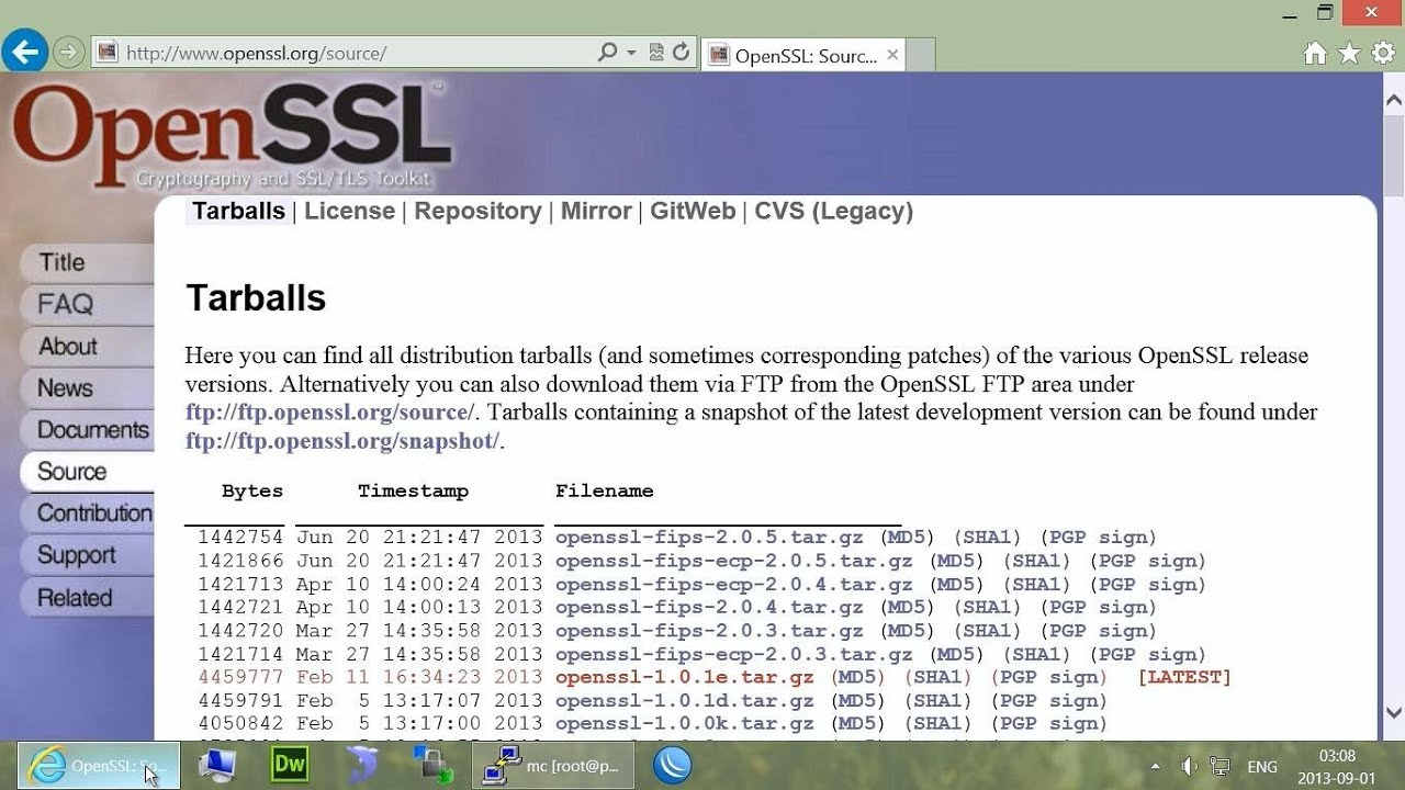 How to install openssl from sources in linux youtube how to install openssl from sources in linux 1betcityfo Gallery