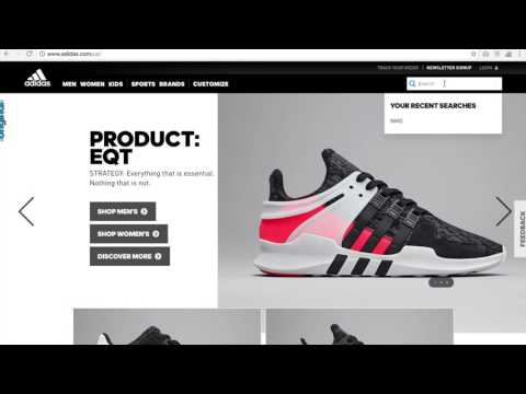 Adidas | Eastbay | Kith | SNS Add To Cart Chrome Extension.