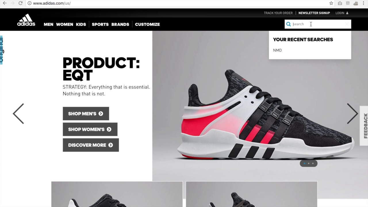 add to cart extension adidas yeezy